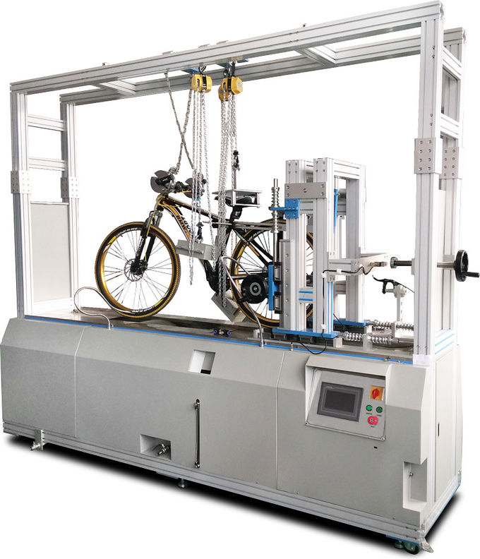 Bicycle Dynamic Testing Machine , Brake Strollers Testing Machine