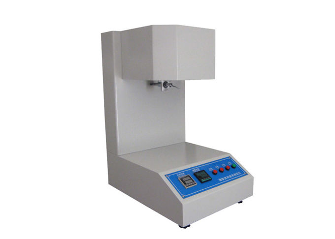 PP PE Plastic Testing Machine , JIS-K7210 Melt Flow Indexer