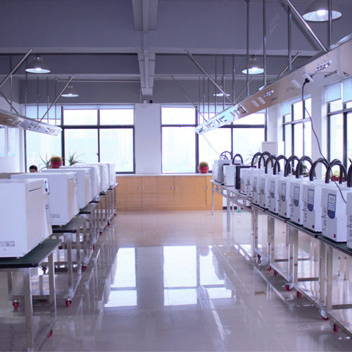 Common Environmental Test Chambers , Gas Chromatography Mass Spectrometry GLPC / GC machine