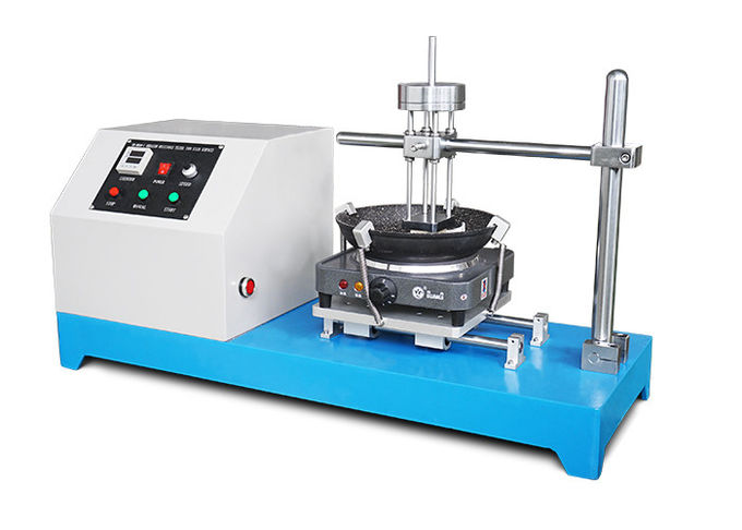 Abrasion Resistant Cookware Testing Machines Electronic For Cookware Abrasion Test