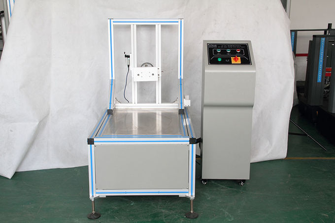 Friction Package Testing Equipment With Power Driven Control