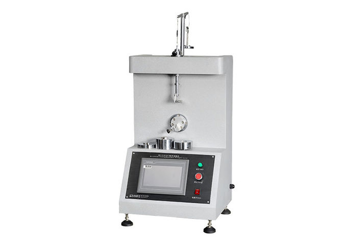 Electronic Carton Folding Resistant Strength Tester , Automatic Computer Servo Paper Testing Equipments