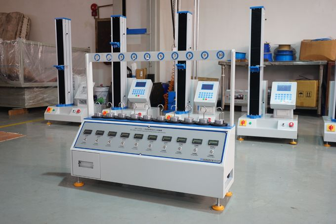 Normal Temperature Type Rubber Testing Machine , Tape Retentivity Testing Chamber