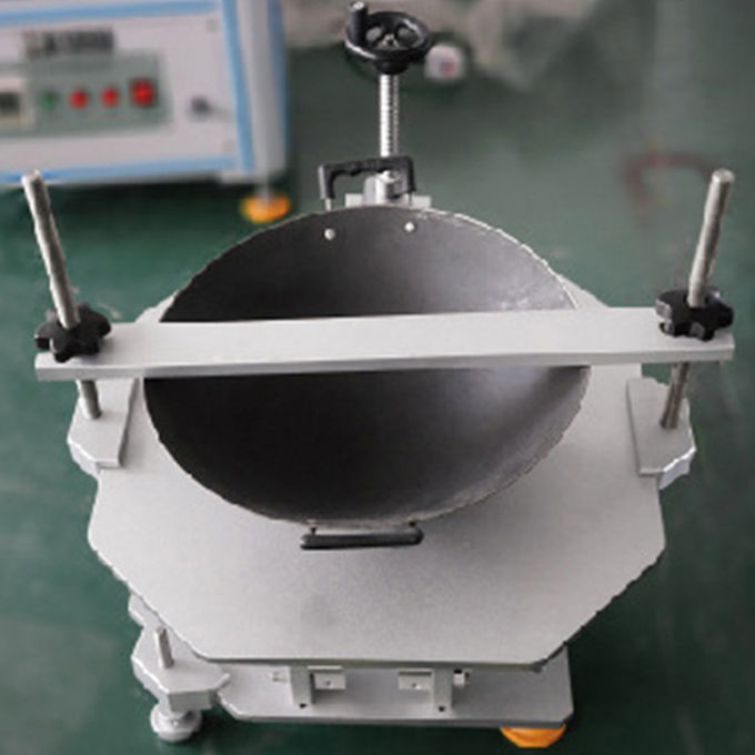 0.7-4.5X Cookware Testing Apparatus For Torque Resistance , VML-CNC