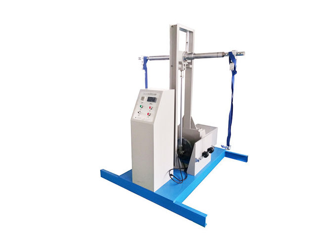 Eccentric Wheel Suitcase Tester , Luggage Handle Lifting Fatigue Testing Equipment