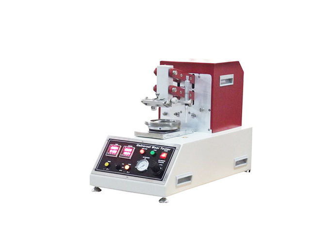 High Speed 120r / Min Universal Wear Tester ( UWT ) Textile Testing Machine