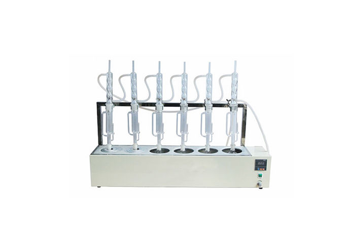 1500W Soxhlet Extraction Kit For Testing Fat Content Of Feathers