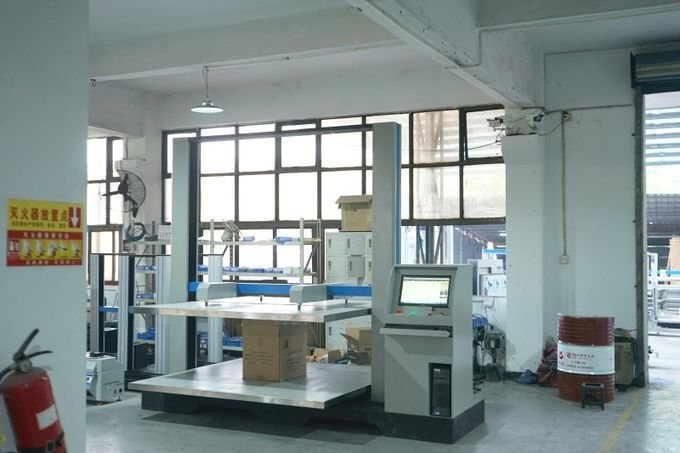 PC Mode Paper Testing Equipments , Paper Carton Compression Tester