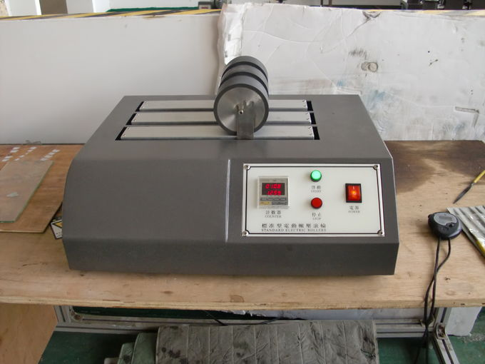 Rolling Tape Adhesion Rubber Testing Machine Electric Tape Adhesion Roller