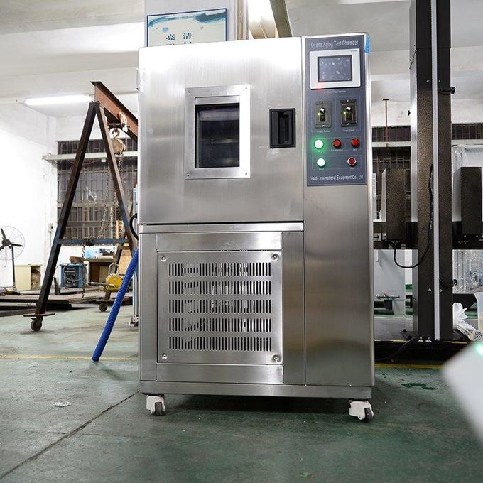Electronic Ozone Test Chamber , Rubber Testing Instruments
