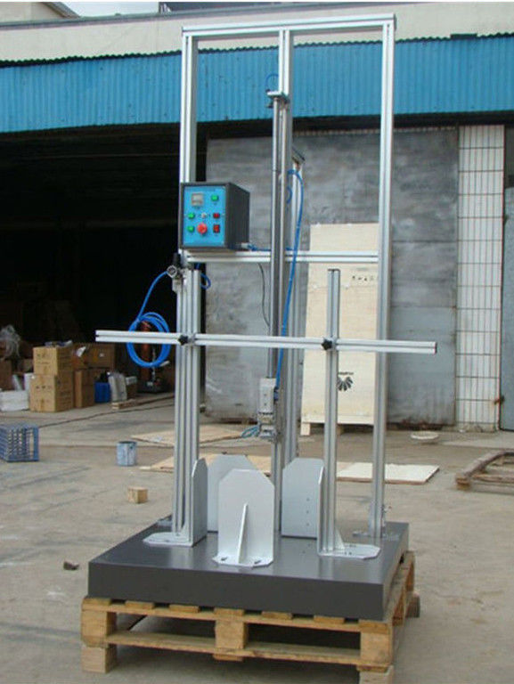 Trolley Suitcase Tester , Touch Screen Fatigue Testing Machine