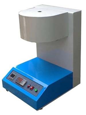 PP PE Furniture Testing Machines ASTM-D1238 Melt Flow Testing Machine
